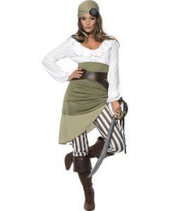 Costum pirat dama sweetie   L