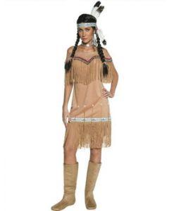 Costum indian western   L