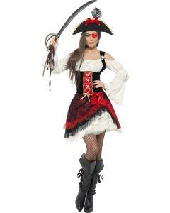 Costum pirat femeie Ruby   L