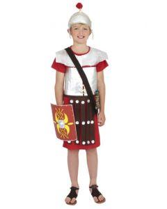 Costum soldat roman copii   130 cm (6-7 ani)