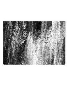Tablou Alb-Negru Abstract Startonight, Dcor abstract, luminos in intuneric, 60 x 90 cm