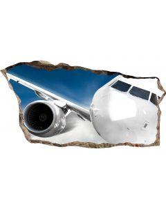 Fototapet 3D Startonight Avionul din camera mea, luminos in intuneric, 2.20 x 1.20 m