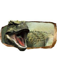 Fototapet 3D Startonight Inca un dinozaur, luminos in intuneric, 1.50 x 0.82 m