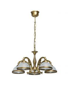Lustra, MW-LIGHT, Classic, 295011005, cupru