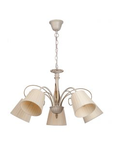 Lustra, MW-LIGHT, Elegance, 448010605, bej