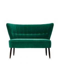 Canapea doua locuri, Fitz, 220974HND, Verde