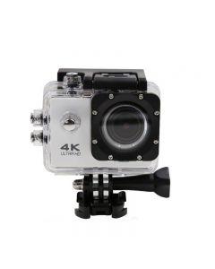 Camera video sport, 4K - Ultra HD, Wifi, Waterproof Action Cam, Argintiu