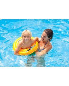 Colac Gonflabil pentru Copii, Swim Ring, Model 58231, 51 cm