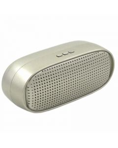 Boxa Portabila Mini, Soundvox Y5, Interfata Wireless Bluetooth, MP3 si Radio FM, Hands Free, TF Card, USB, Auriu