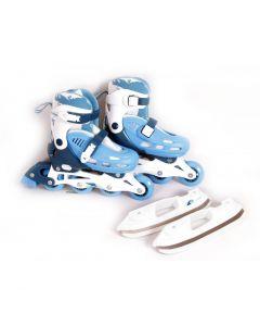 Role 3 in 1, multi marime albastru Maxtar