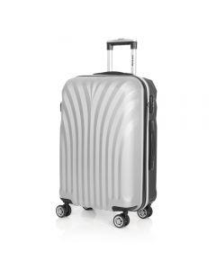Troler Caliber 75X50X31 Cm argintiu Lamonza