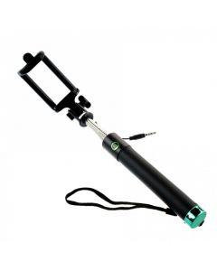 Selfie Stick Tellur Premium - Model M76CF - Verde