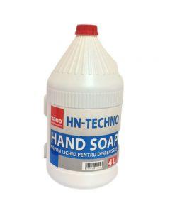 SAPUN LICHID SANO HN TECHNO SOAP, BLUE, 4L