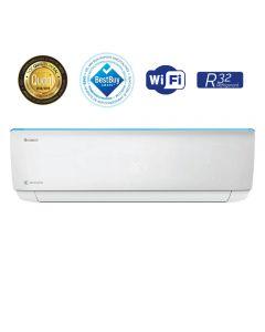 Aparat de aer conditionat Gree Bora A4 R32 GWH09AAB-K6DNA4A Inverter 9000 BTU, Clasa A++, G10 Inverter, Buton Turbo, Auto-diagnoza, Wi-FI, Display