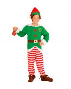 Costum Elf Mos Craciun Widmann 5 - 7 ani
