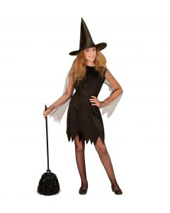 Costum Vrajitoare Clasica Halloween Widmann