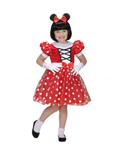 Costum Minnie 1-3 Ani