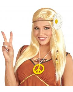 Peruca Hippie Widmann