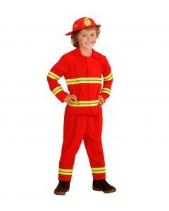 Costum Pompier 4 - 5 ani / 116 cm
