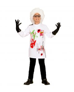 Costum Copil Cercetator Nebun 8 - 10 ani / 140 cm