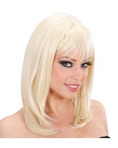 Peruca Ashley Blonda Widmann