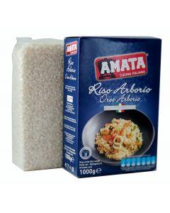Orez  pentru risotto si budinci Arborio Italia 1 kg