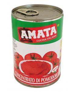 Bulion rosii Amata 400 gr - Pasta rosii tip 28-30%