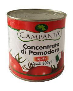 Pasta rosii tip 28-30% Campania Italia 800 gr