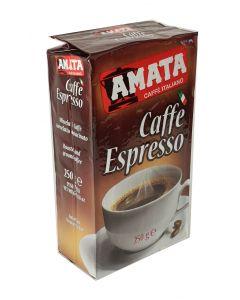 Cafea macinata vidata Espresso Amata 250gr