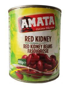 Fasole rosie Red Kidney Amata - 800 g