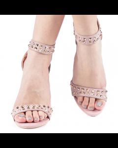Sandale dama Iustina mov, 41