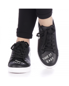 Pantofi sport dama Heren negri, 38