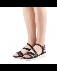 Sandale dama Mavise negre, 40