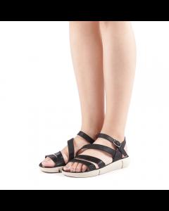 Sandale dama Argia negre, 37