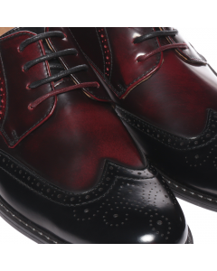 Pantofi barbati Cloven negri, 43