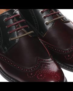 Pantofi barbati Cloven grena, 43