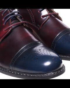 Pantofi barbati Aike albastri, 44