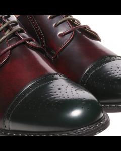 Pantofi barbati Aike verzi, 43