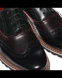 Pantofi barbati Roniso negri, 45