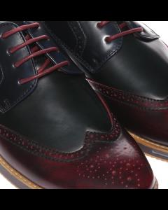 Pantofi barbati Adelin grena, 44