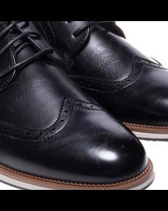 Pantofi barbati Araxa negri, 44