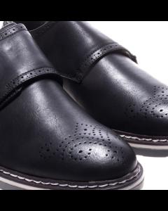 Pantofi barbati Cosmo negri, 43