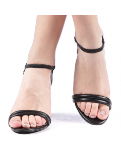 Sandale dama Branca negre, 36