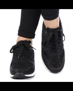 Pantofi sport dama Folis negri, 38