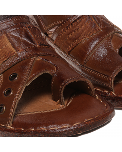 Papuci barbati Jastom maro, 37