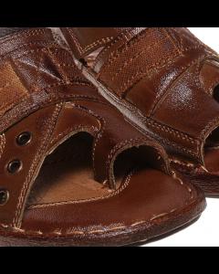 Papuci barbati Jastom maro, 40