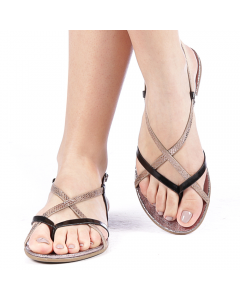Sandale dama Glapy negre, 40