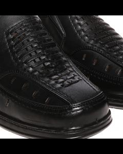 Pantofi barbati Harme negri, 41