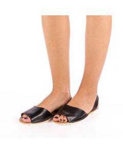 Sandale dama Celia negre, 37
