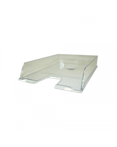 Tavita pentru documente Basic, transparent